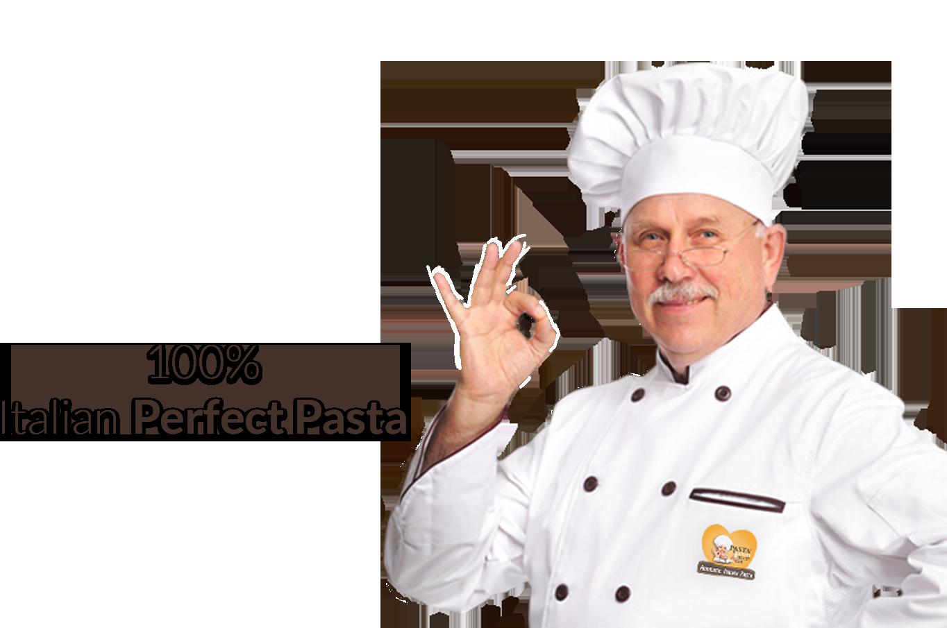 Italian 100% Perfect Pasta