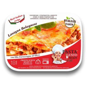 piatti pronti fuori frigo Lasagna alla Bolognese