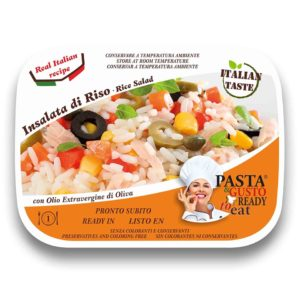 Rice Salad Pasta Ready to Eat