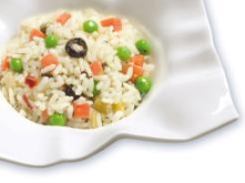 Rice Salad Dish
