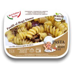 piatti pronti fuori frigo Fusilli al Ragù Bianco